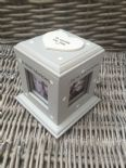 Shabby Chic Style Personalised Gift Special Best Friend Photo Cube Box Present